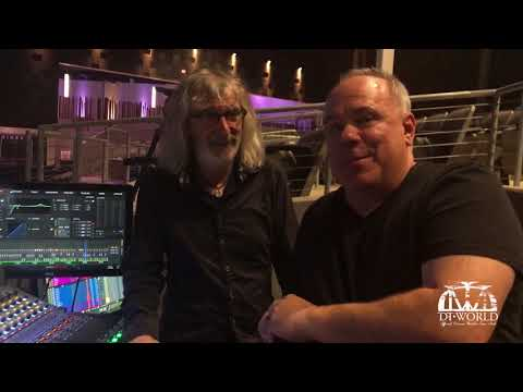 Live Sound for Dream Theater - Front of House with Bill Fertig Mp3