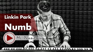 Linkin Park - Numb (Piano Cover by Mr. Pianoman)