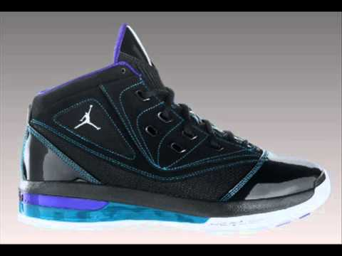 tenis jordan - YouTube