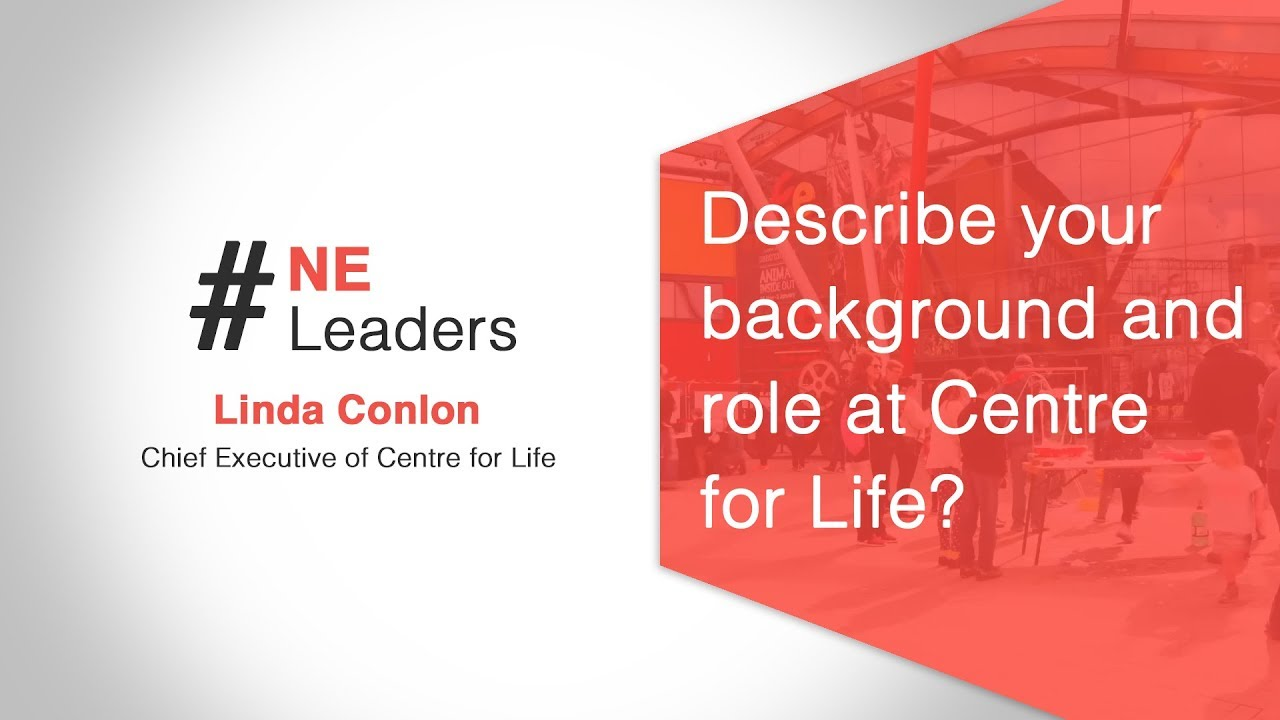 describe your background and role at centre for life