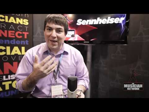 Sennheiser: NAMM 2012 Product Showcase