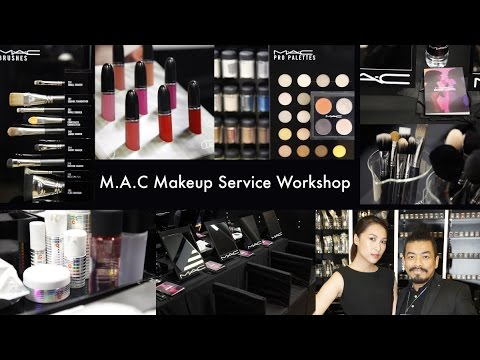 M.A.C Makeup Service Workshop x Image Magazine