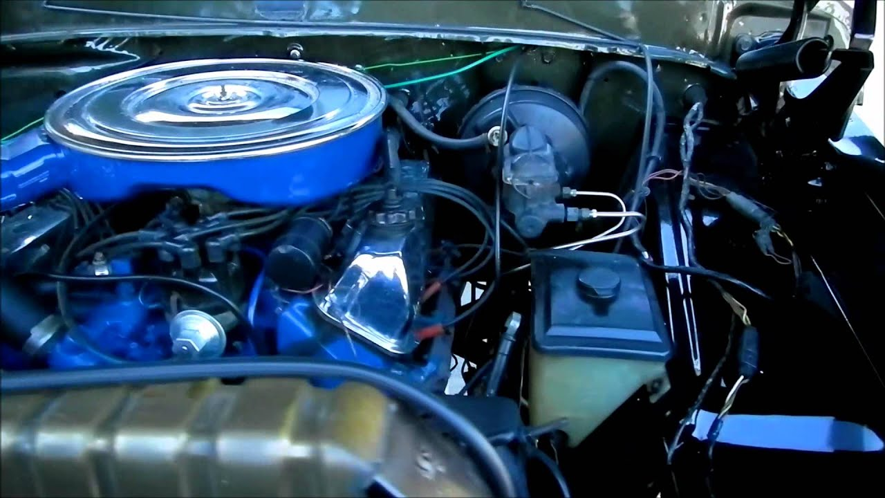 1969 Ford F250 - YouTube