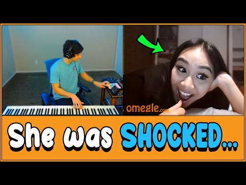 I played the PH Intro on Omegle...