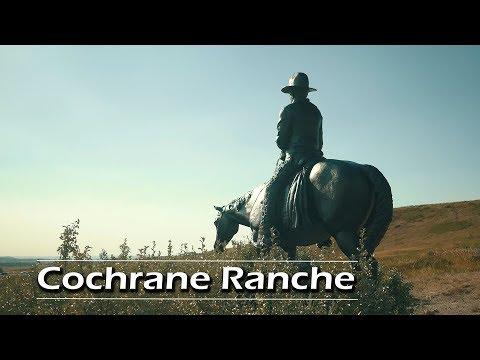 The Historic Cochrane Ranche Site In 4K | Journey Alberta