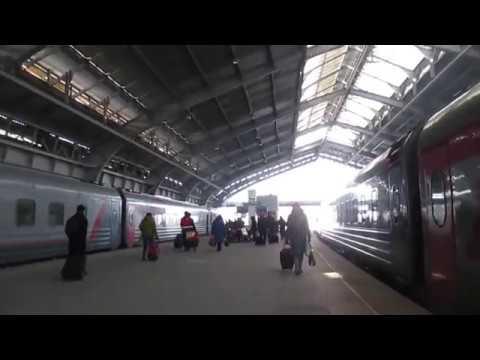 КАЛИНИНГРАД-МОСКВА(поезд)