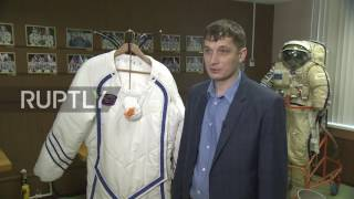 Russia  New Russian space suit can withstand temperatures of  55 Celsius