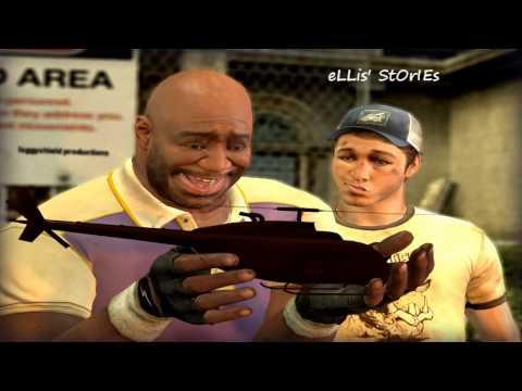 Left 4 Dead 2 - Ellis' Stories ft  Keith