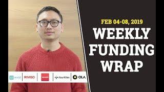 Logistics-tech startups, unicorns lead VC funding this week