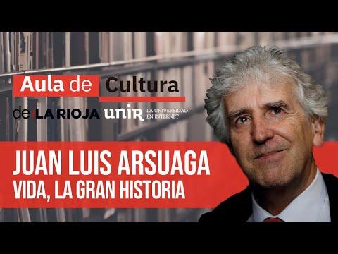 Aula de Cultura: Juan Luis Arsuaga