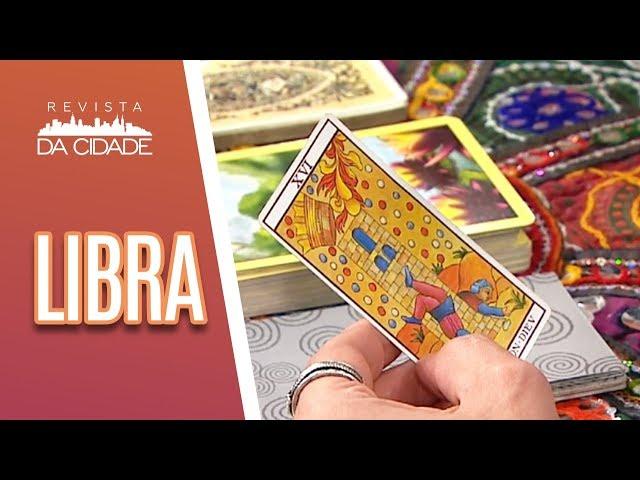 Previsão de Libra 23/09 a 22/10 - Revista da Cidade (11/03/19)