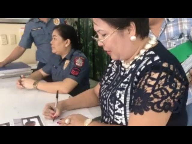 Cam sues Balutan, 5 others for grave threats