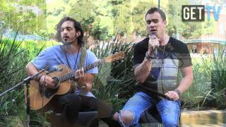 Shannon Noll - My Place In The Line (Getmusic Unplugged)