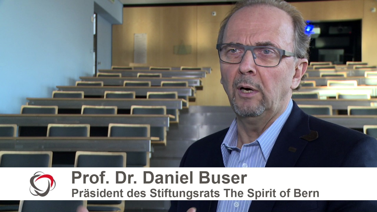 The Spirit of Bern 2017 - Prof. Dr. Daniel Buser - YouTube