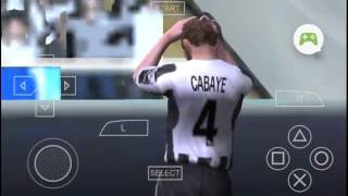 FIFA 13 PPSSPP - PSP Emulator (Android Gameplay)