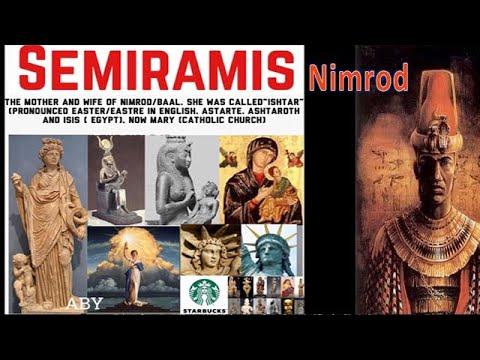 Who is Semiramis? | Nimrod empire & the post flood | Iraq the modern  Mesopotamia & its evolution - YouTube