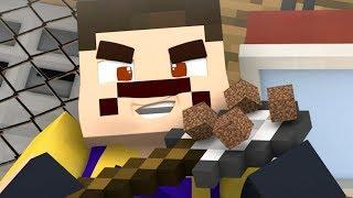 КРИПТОГОРОД! ЧТО СКРЫВАЕТ ОТ НАС СОСЕД! Minecraft
