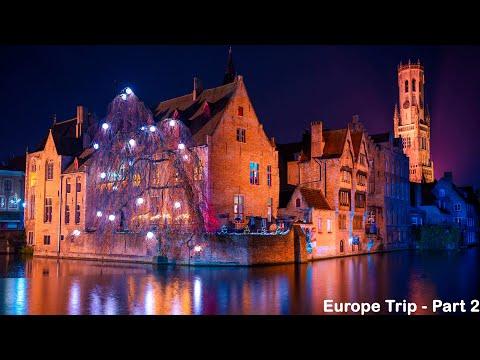 Martin Wong Europe Trip Part 2