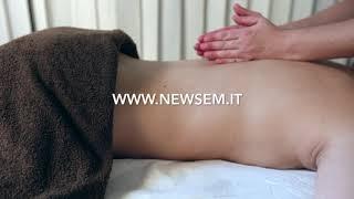 Newsem  massaggio bio equilibrante docente Stefania Giuliani