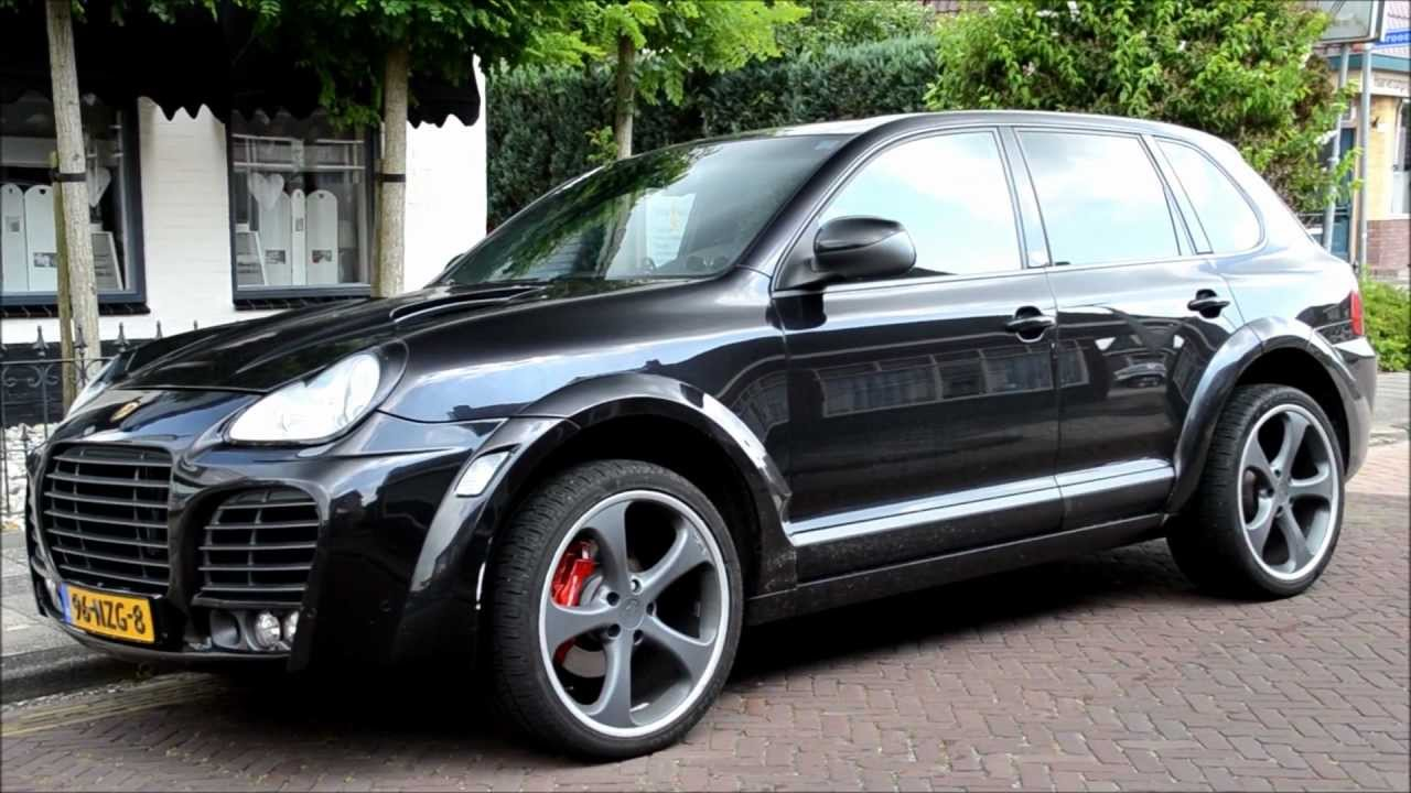 porsche cayenne techart magnum overview youtube. Black Bedroom Furniture Sets. Home Design Ideas