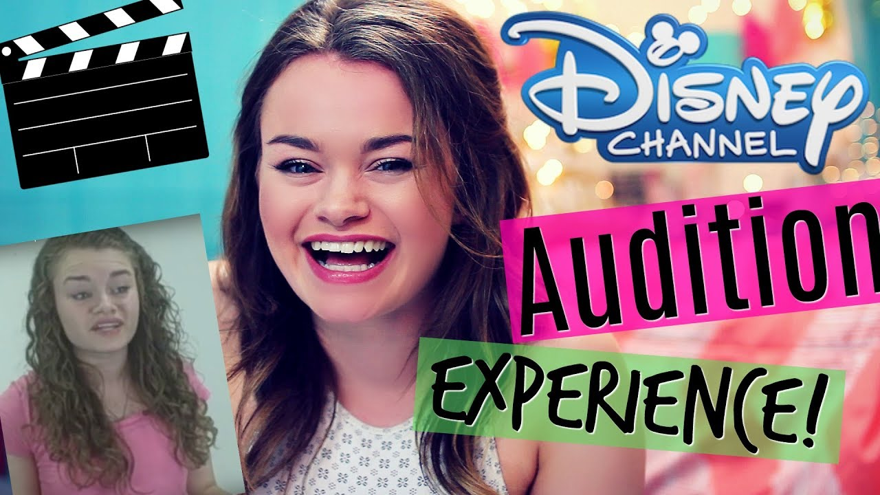 My Disney Channel Open Call Audition Experience! + Vlog & Audition Tape  Footage