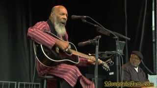 "Richie Havens - ""All Along The Watchtower"" - Mountain Jam V - 5/31/09"