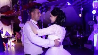 Свадебный танец  Егора и Виктории. 09.06.2017