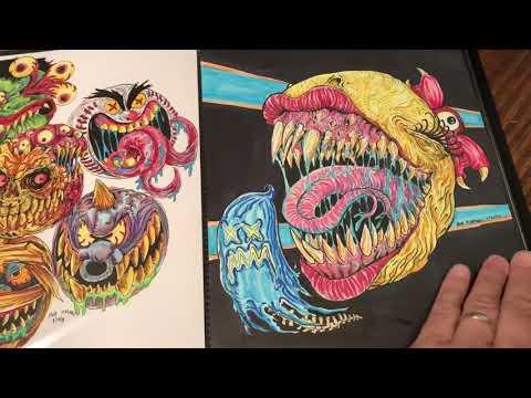 Rob Israel Draws Stuff Episode 5