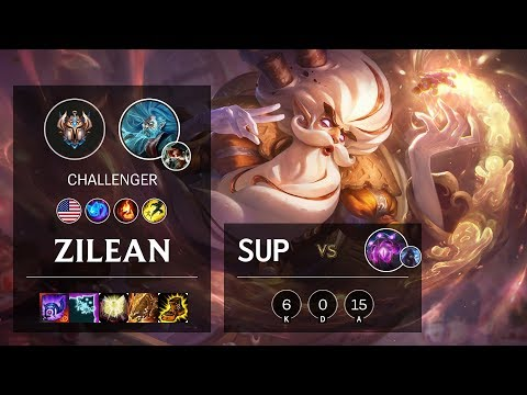 Zilean Support vs Vel'Koz - NA Challenger Patch 10.4