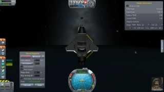 Kerbal Space Program - The smallest orbiter?