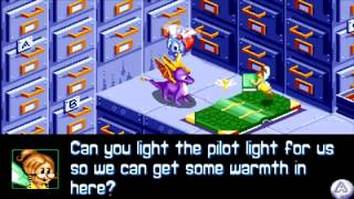 Spyro: Attack of the Rhynocs (GBA)