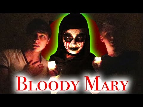 BLOODY MARY PRANK | 3 AM CHALLENGE