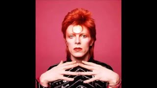 David Bowie - Space Oddity (lyrics HQ) RIP