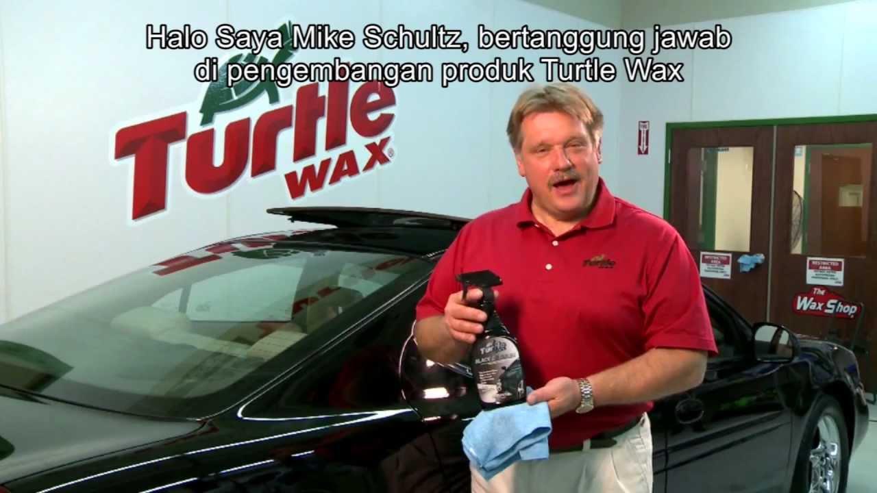 Cara Pakai Turtle Wax Black Detailer T 319 Indonesian Youtube Turtlewax Jet Back Spray
