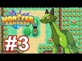 Monster Fantasy:World Champion Walkthrough Gameplay Part 3 | First Dungeon Cave Monster