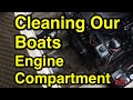 Boat maintenance, cleaning this, fixing that Boating Vlog Episode 3