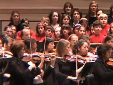 Mahler For The Children of AIDS on Urdu TV
