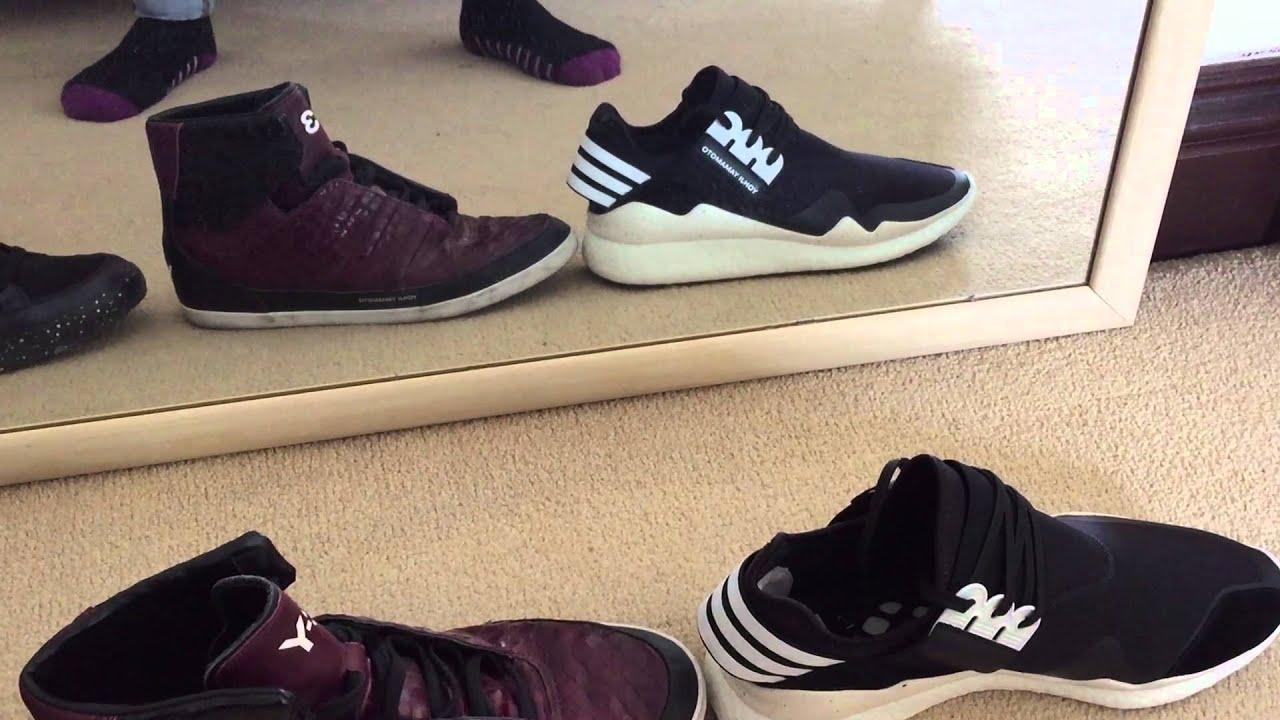 adidas y3 yohji yamamoto trainers