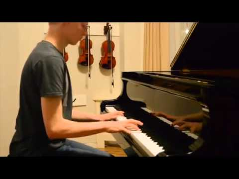 LDS hymn mashup Piano Solo   How Great Thou Art Nearer My God to Thee + more!   YouTube 360p