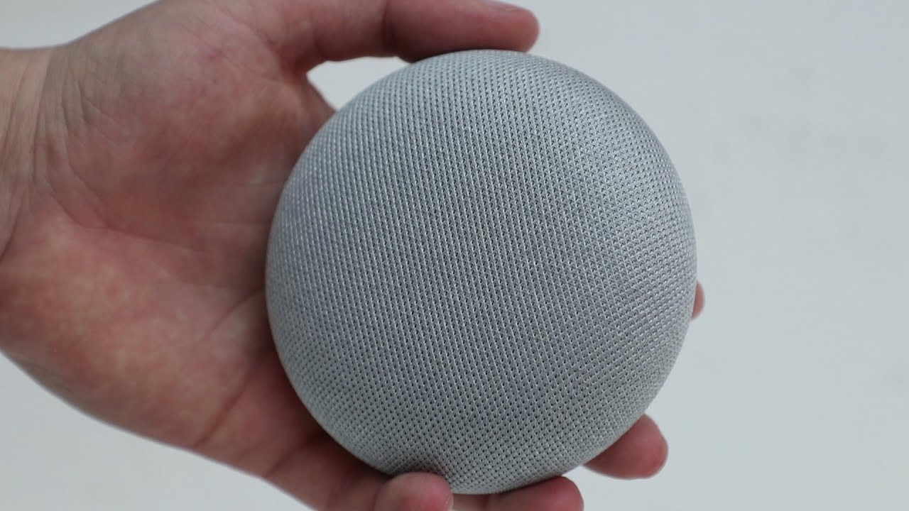 Google Home Vs Google Home Mini Which Should You Buy Youtube