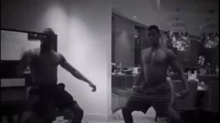 paul pogba Dance