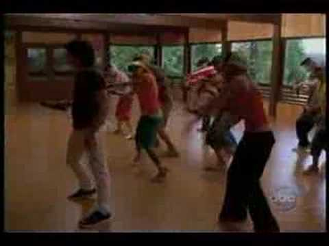 Start the party - hip hop dancing - camp rock
