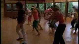 Start the party - hip hop dancing - camp rock