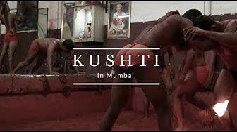 Kushti in Mumbai
