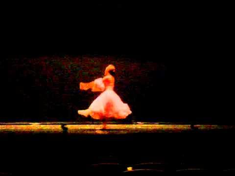 8-7-09 Tokyo, Japan - Gala Rehearsal - Lucille Grahn In Pas De Quatre