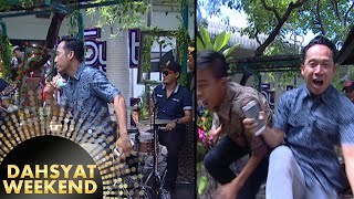 Gambar cover Denny Rusuh Banget Joget Lagu Dari Tipe X [Dahsyat] [6 Feb 2016]