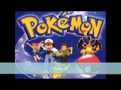 Pokemon Indigo League Opening Multilanguage