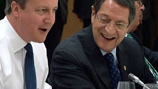 The Negotiating Session Between Britain and the EU