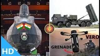 Indian Defence Updates : S4 ŠSBN Launch Ready,DRDO AIP Delay,New Vero UAV,3 Yr Army Tenure Proposal