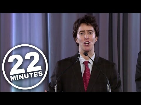 22 Minutes: Justin Trudeau's New Very Diverse Cabinet